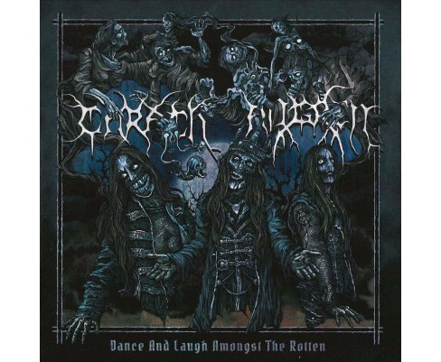 Carach Angren - Dance And Laugh Amongst The Rotten (CD) - image 1 of 1