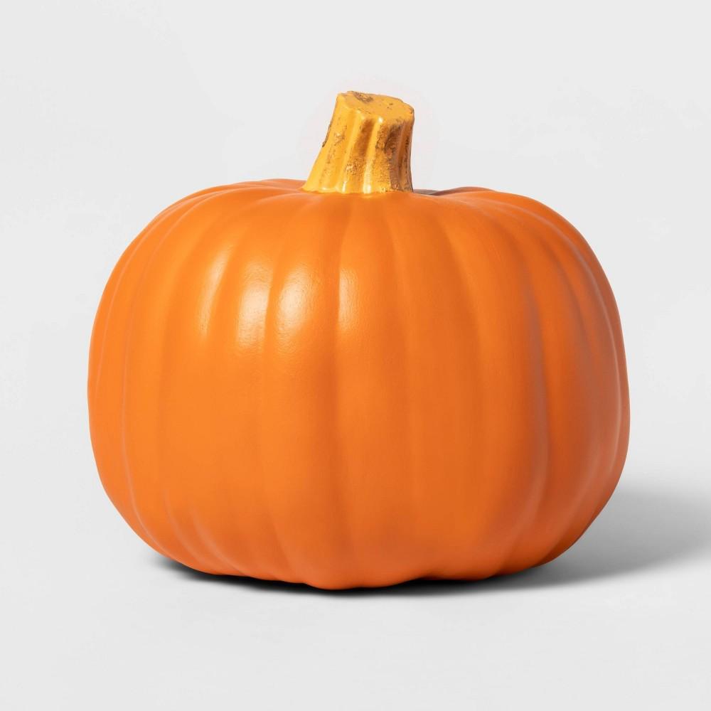 """Image of """"Halloween 9"""""""" Pumpkin Halloween Décor Orange - Hyde & EEK! Boutique"""""""