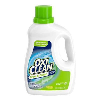 OxiClean Free & Clear Liquid Laundry Additive - 66 fl oz