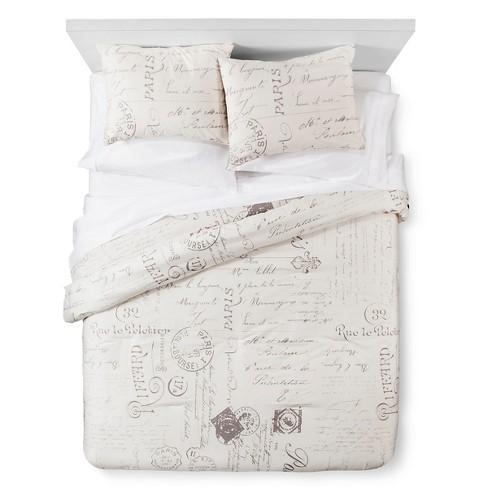 Script Bedding Sets Skillseeker