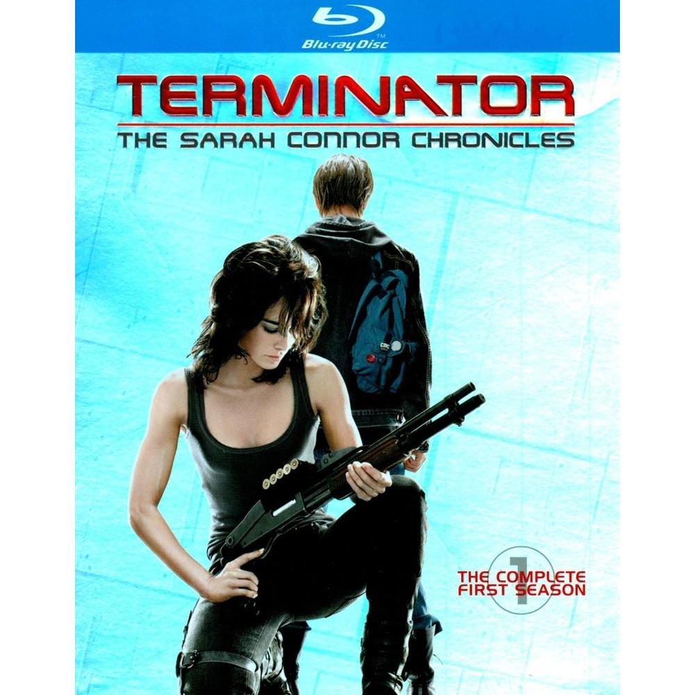 Terminator:Sarah Comp First Ssn (Blu-ray)