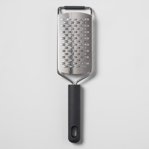 Stainless Steel Flat Grater - Made By Design™ - image 1 of 3