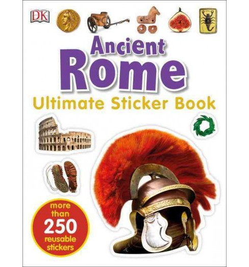 Ancient Rome (Paperback) - image 1 of 1