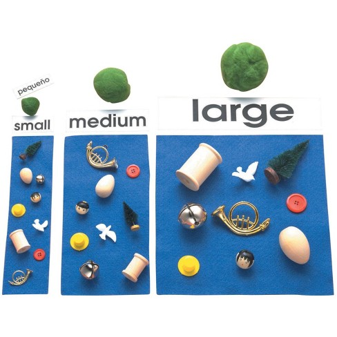 Primary Concepts Size Sort Game - image 1 of 1