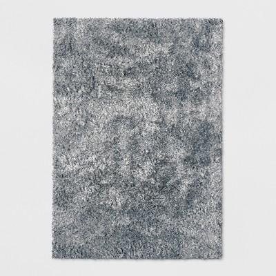 Gray Solid Tufted Area Rug 9'X12' - Project 62™