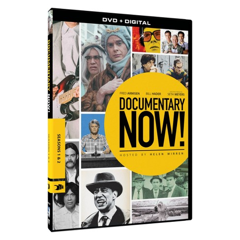 Documentary Now Season 1 And 2 (DVD) - image 1 of 1