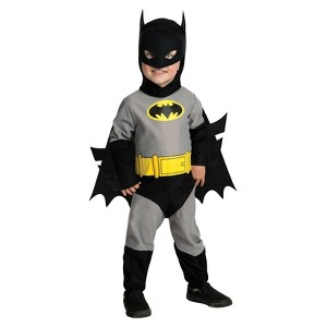 Halloween Batman Toddler Boy Costume 2T-4T, Men