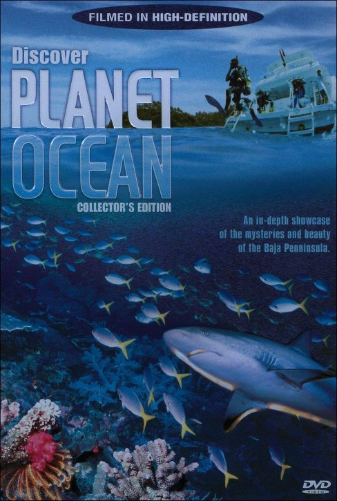 Discover Planet Ocean [5 Discs] - image 1 of 1