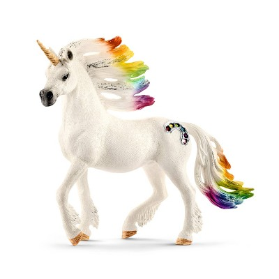 Schleich Rainbow Unicorn Stallion