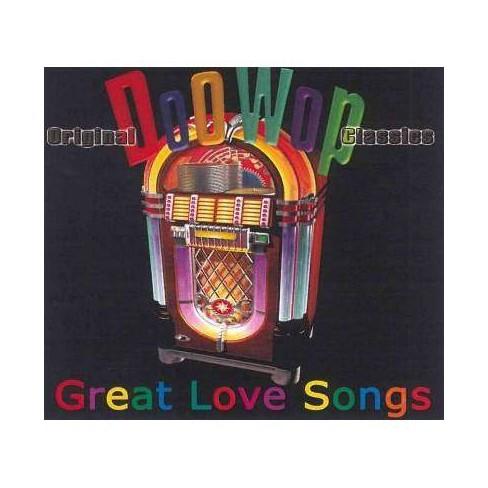 Various Artists - Doo Wop-Great Love Songs (CD) - image 1 of 1