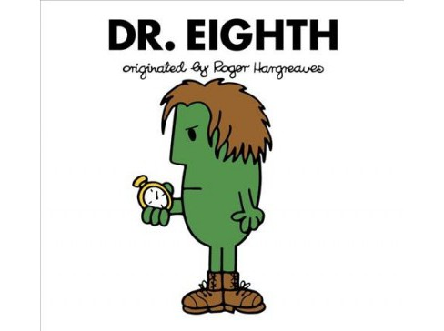 Dr. Eighth (Paperback) (Adam Hargreaves) - image 1 of 1