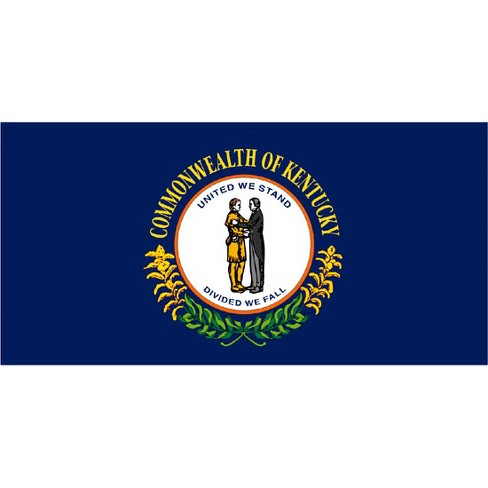 Kentucky State Flag - 3' x 5' - image 1 of 1