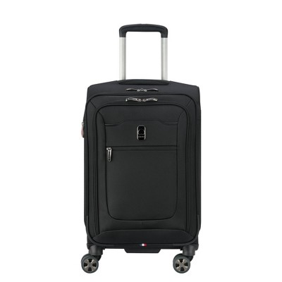 """DELSEY Paris Hyperglide 21"""" Expandable Spinner Carry On Suitcase"""