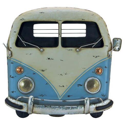 "Metal Van Wall Decor (29""x25"") - VIP Home & Garden - image 1 of 2"