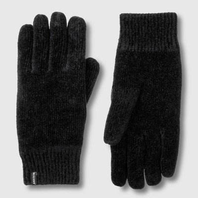 Isotoner Women's Lined Chenille Gloves - One Size