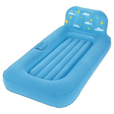 Bestway Dream Glimmers Comfort Air Mattress - Single High Twin (Blue)