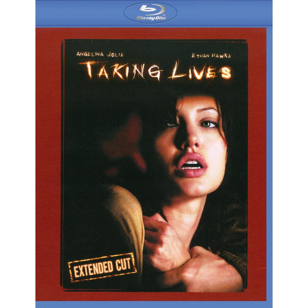 Taking Lives (WS) (Unrated Director's Cut) (Blu-ray)