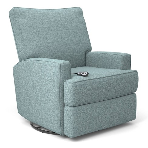Best Chairs Kersey Power Swivel Glider Recliner - image 1 of 3