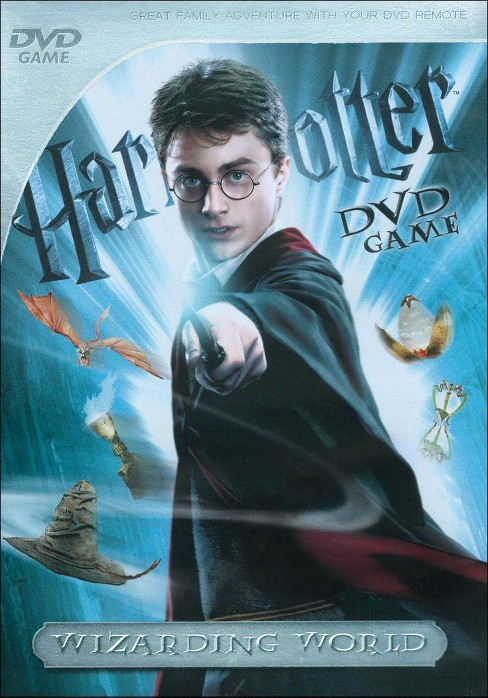 Harry Potter: Wizarding World DVD Game - image 1 of 1