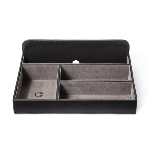 Buxton Men's Valet Jewelry Tray - image 1 of 2