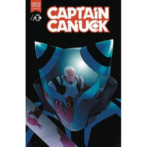 Captain Canuck Vol 02 - by  Kalman Andrasofszky (Paperback) - image 1 of 1