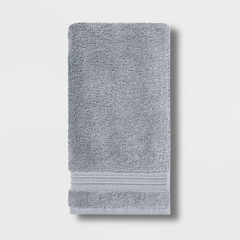 Spa Hand Towel Light Gray - Threshold Signature Best