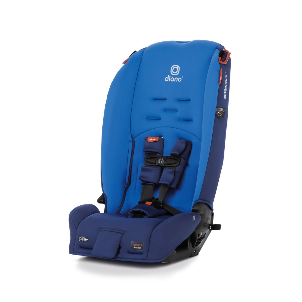 Image of Diono Radian 3R All-in-One Convertible Car Seat - Blue Sky