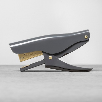 Swingline Vintage Plier Stapler - Charcoal - Hearth & Hand™ with Magnolia