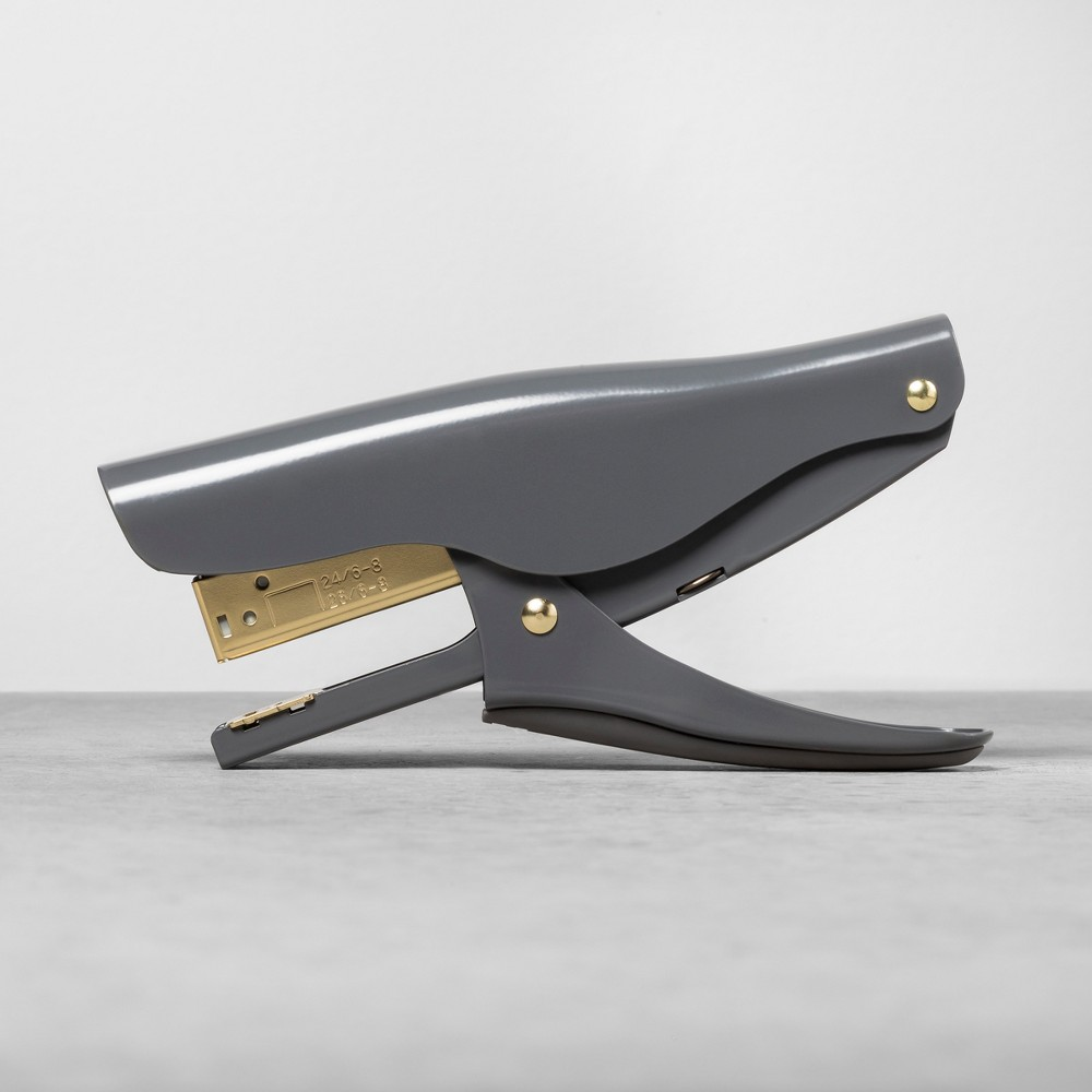 Swingline Vintage Plier Stapler - Charcoal (Grey) - Hearth & Hand with Magnolia