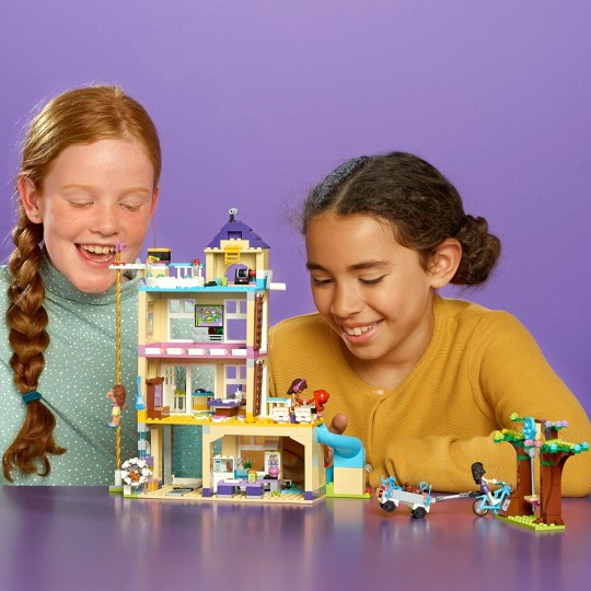LEGO Friends Friendship House 41340 image number null