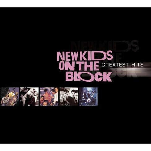 New Kids on the Block - Greatest Hits (Bonus Tracks) (CD) - image 1 of 1