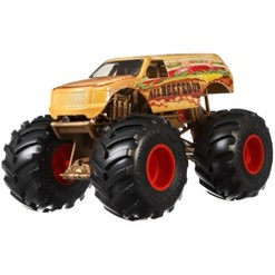 Hot Wheels Monster Trucks All Beefed Up Vehicle
