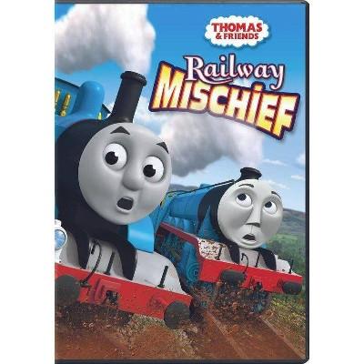 Thomas & Friends: Railway Mischief (DVD)