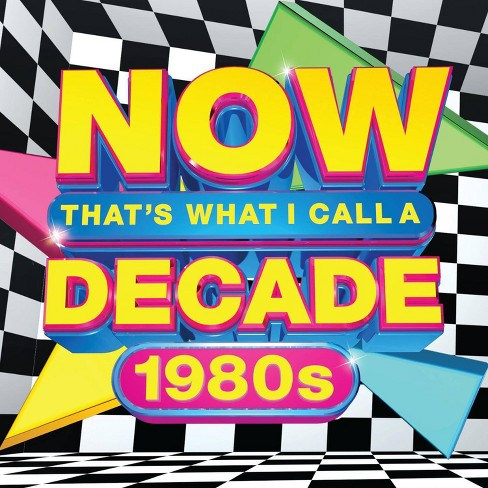 Various Artists - NOW That's What I Call A Decade: 1980's (CD) - image 1 of 1