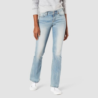 DENIZEN® from Levi's® Women's Mid-Rise Bootcut Jeans