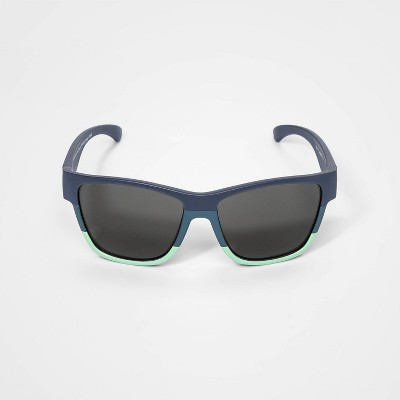 Boys' Star Wars: The Mandalorian Sunglasses - Black/Green/Navy