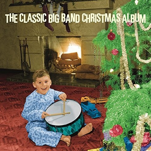 Various - Classic Big Band Christmas Album (Vinyl) - image 1 of 1
