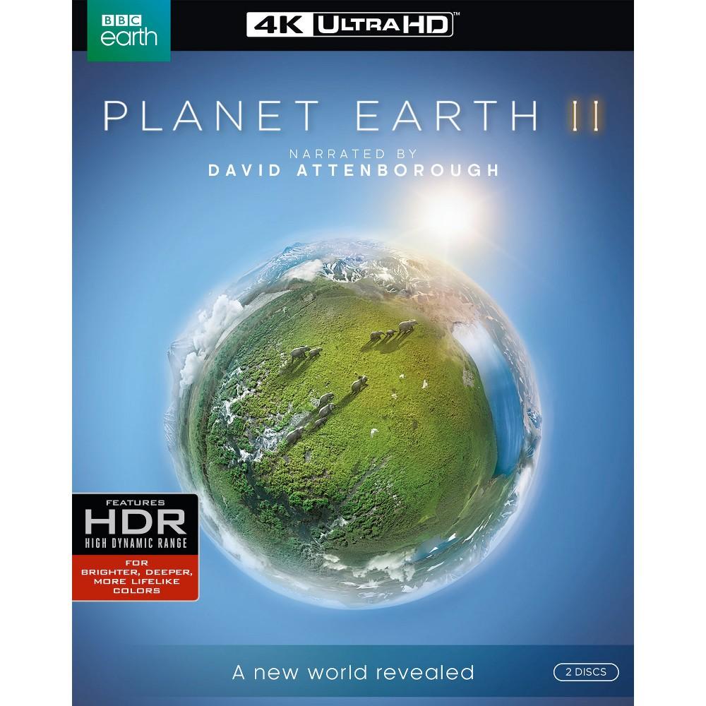 Planet Earth II (4K/UHD + Blu-ray)