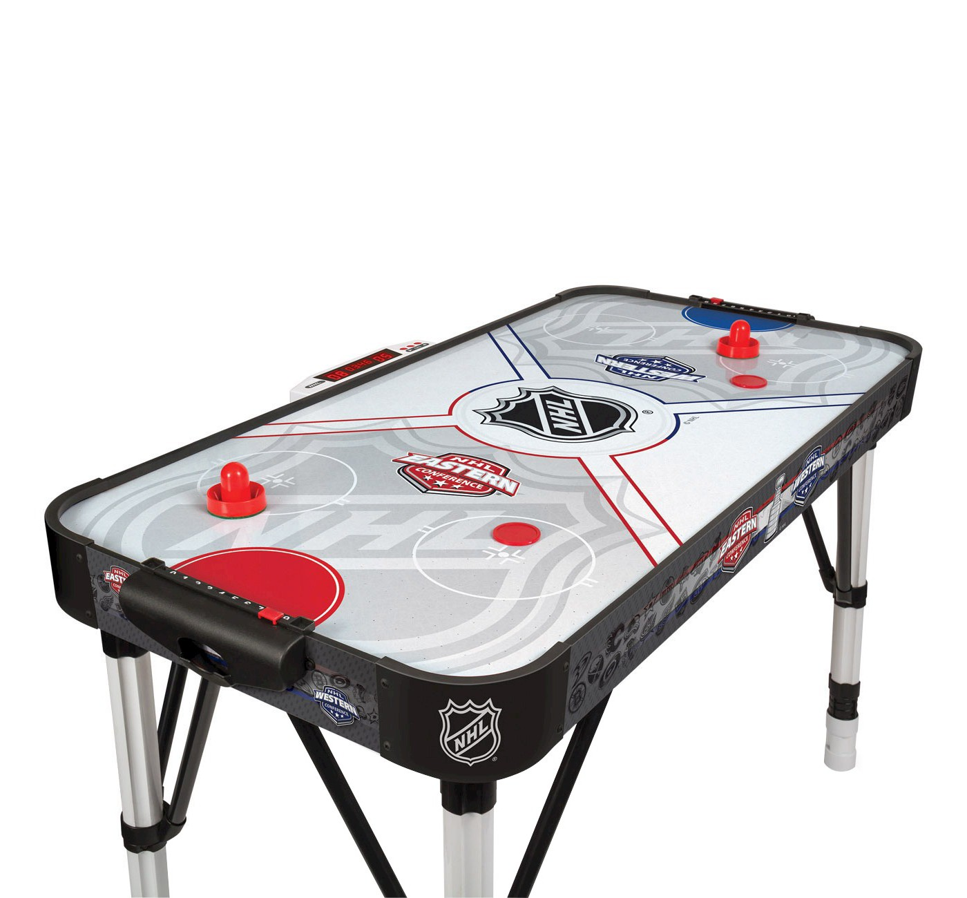 Save 35% on NHL REC-TEK 4' Adjust & Store Hover Hockey Table
