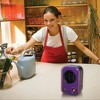 Lasko 106 MyHeat Portable Personal Electric 200W Ceramic Space Heater, Purple - image 2 of 3