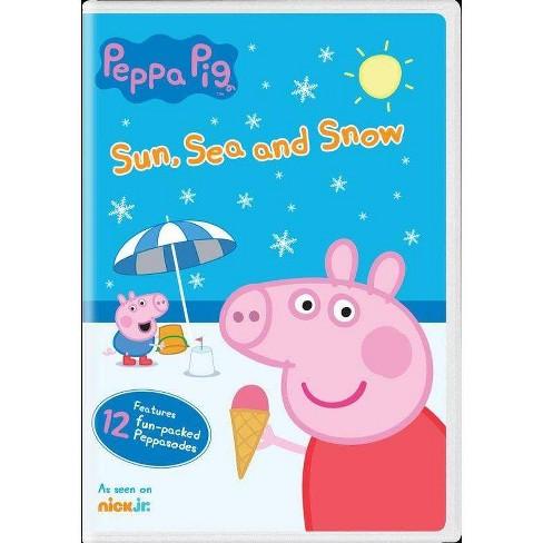 Peppa Pig: Sun Sea Snow (DVD) - image 1 of 1