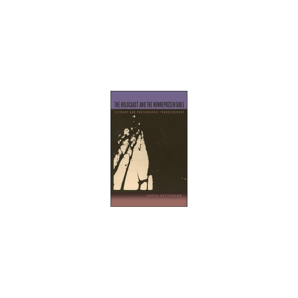 Holocaust and the Nonrepresentable : Literary and Photographic Transcendence - (Hardcover)