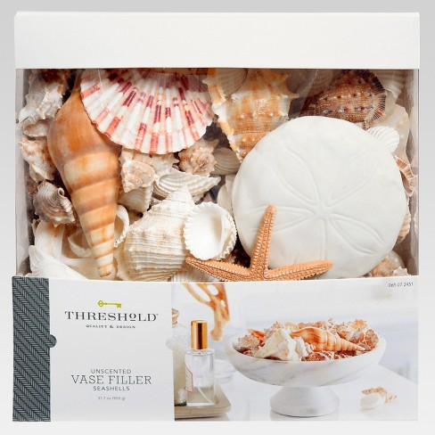 Decorative Sea Shell Filler Threshold Target