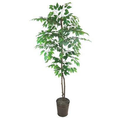Artificial Tree - Green - 6ft - LCG Florals