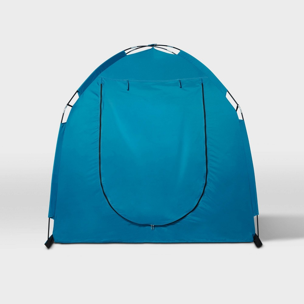 Image of Sensory-Friendly Hideaway Tent Blue - Pillowfort