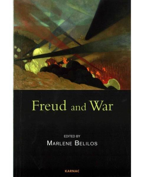 Freud and War (Paperback) - image 1 of 1