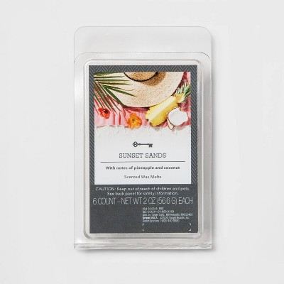 6ct Sunset Sands Scented Wax Melts - Threshold™