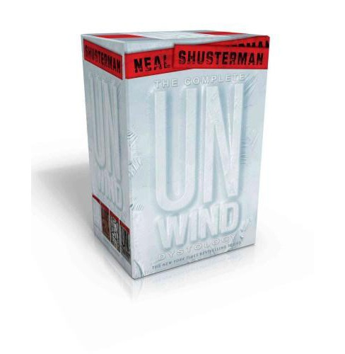 Complete Unwind Dystology : Unwind / Unwholly / Unsouled / Undivided (Reprint) (Paperback) (Neal - image 1 of 1
