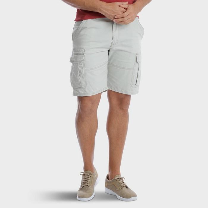 Wrangler Men's Cargo Twill Shorts - image 1 of 6