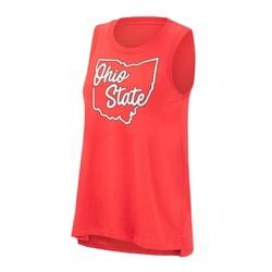 NCAA Ohio State Buckeyes Women's Tank Top